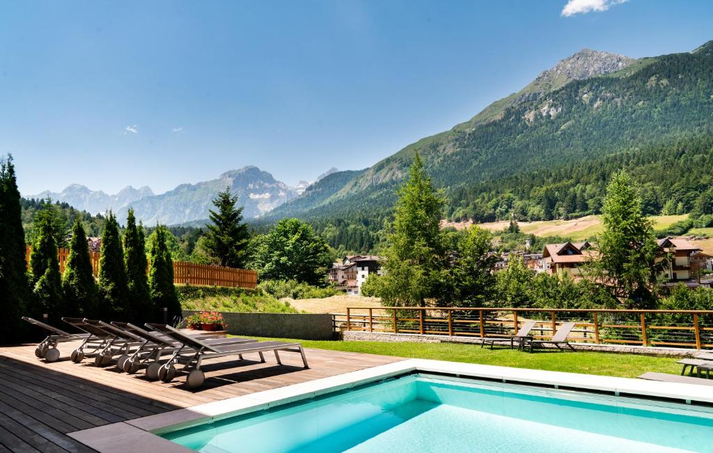 Corona Dolomites Hotel Andalo, Italy
