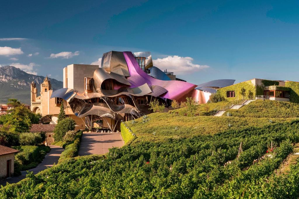 Hotel Marqués De Riscal A Luxury Collection Hotel Elciego Elciego Updated 2021 Prices