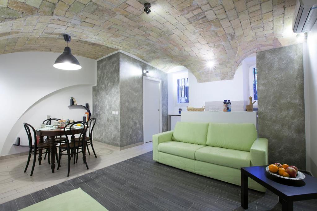 Area soggiorno di Guesthouse Sant'Angelo