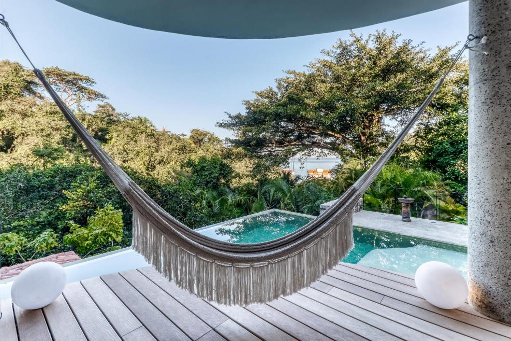 Pool House at Casa La Japiahua