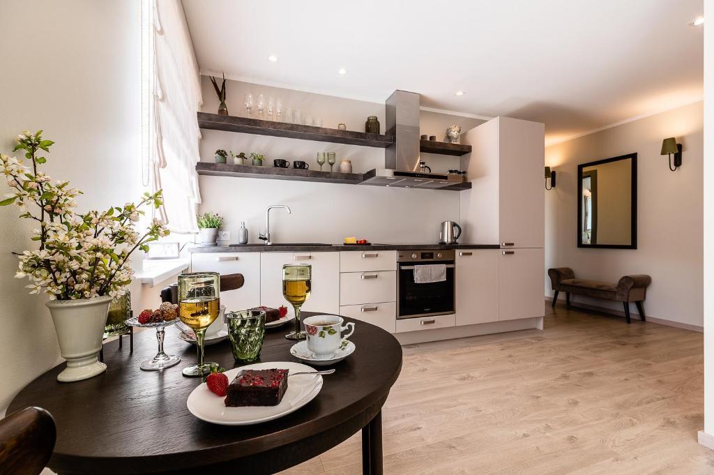 Sigulda city apartment