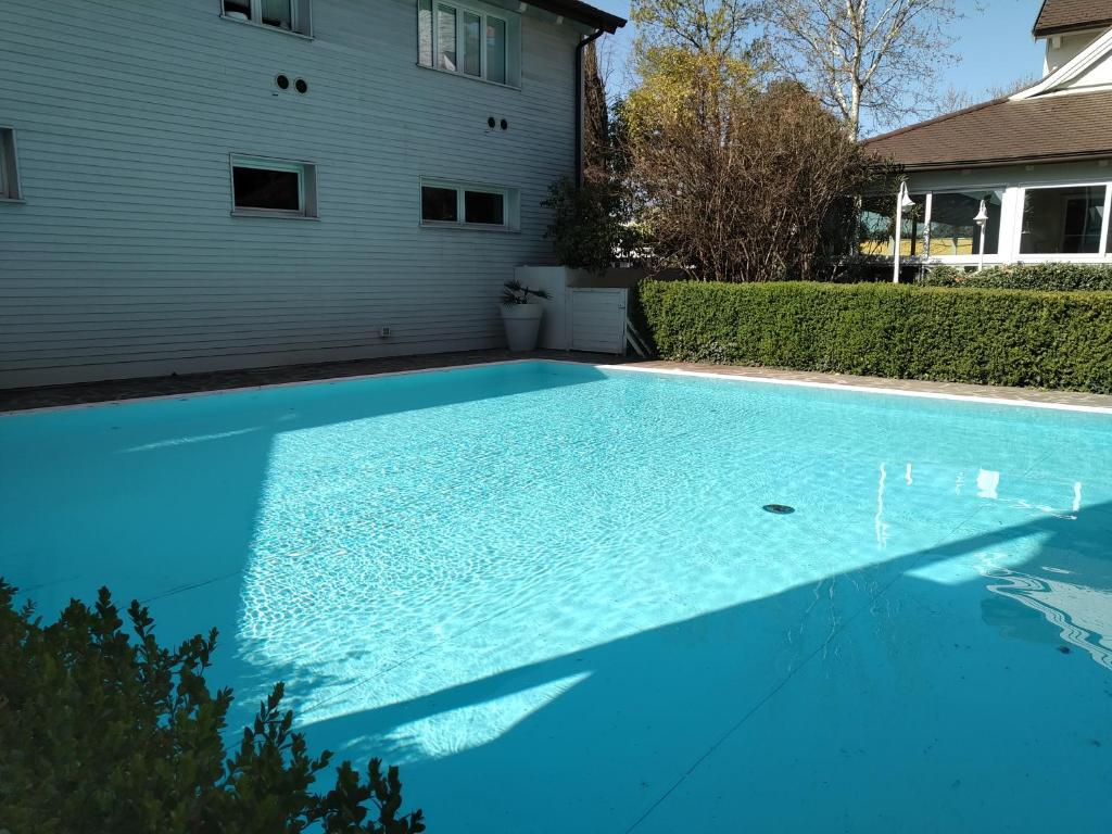 The swimming pool at or near Magnolia Room & Breakfast