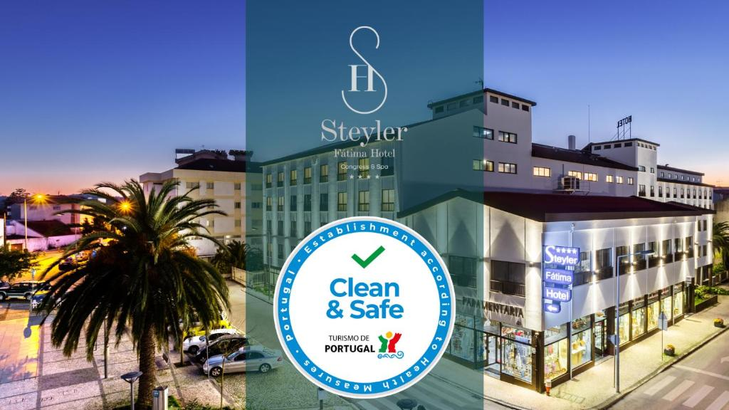 Steyler Fatima Hotel Congress & Spa Fatima, Portugal