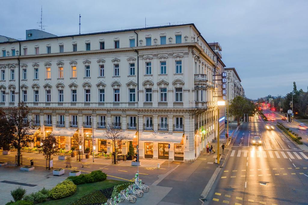 Hotel Raba City Center Gyor, Hungary