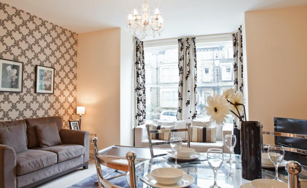 Harrogate Boutique Apartments - Laterooms