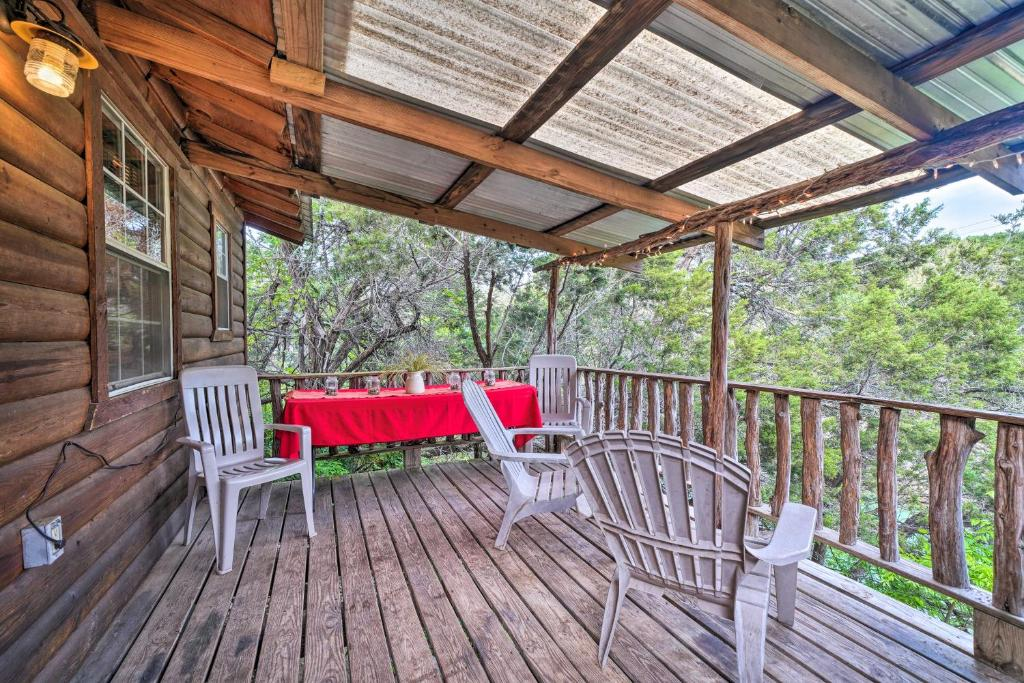 Cozy Cabin with Deck - Nestled by Honey Creek!