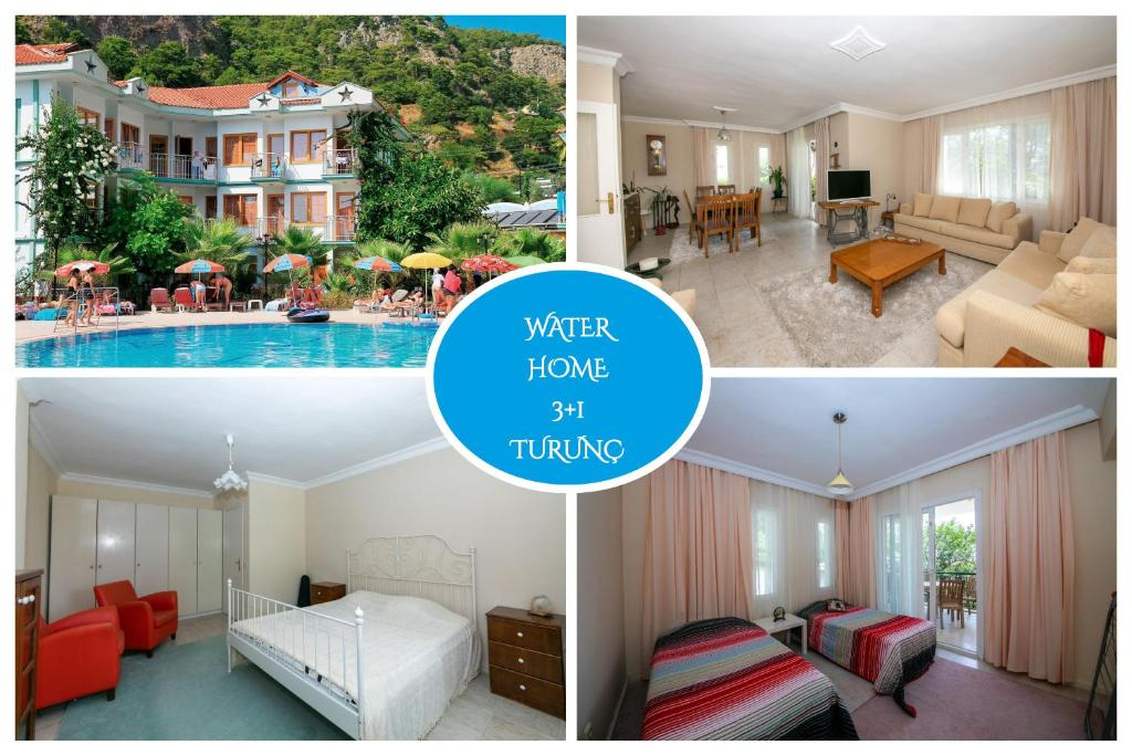 Water Home Turunc Daily Weekly Rentals