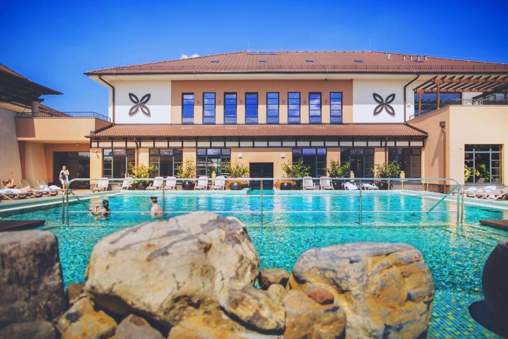 Caramell Premium Resort Superior Buk, Hungary