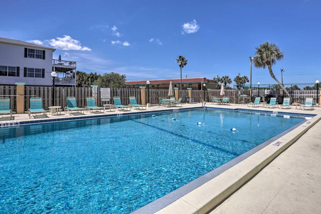 Beachy Retreat: Swim & Explore St. Augustine!