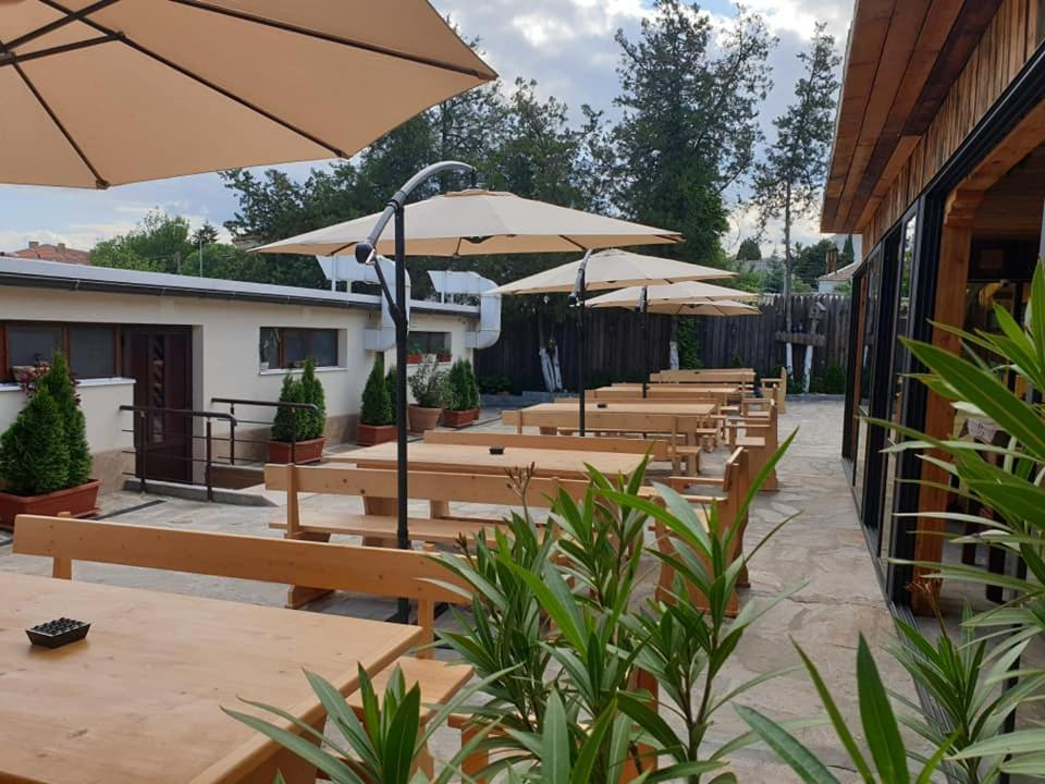 Хотел-Ресторант Геновата Къща
