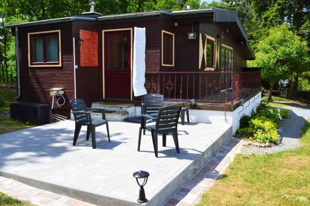 House with 2 bedrooms in Erezee with enclosed garden