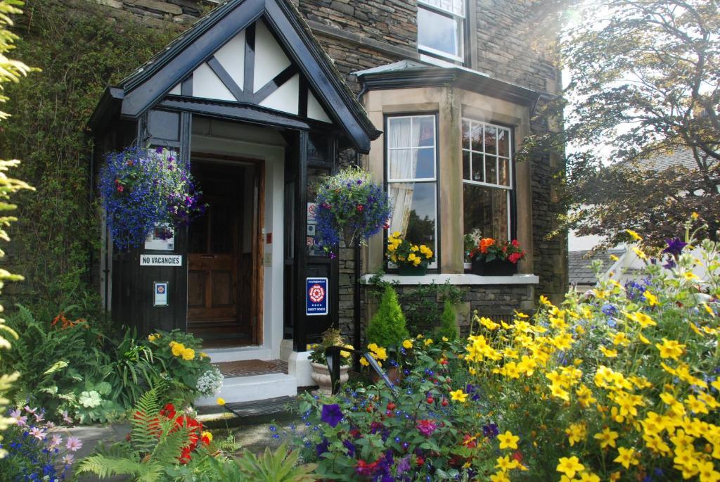 Denehurst Guest House in Windermere, Cumbria, England