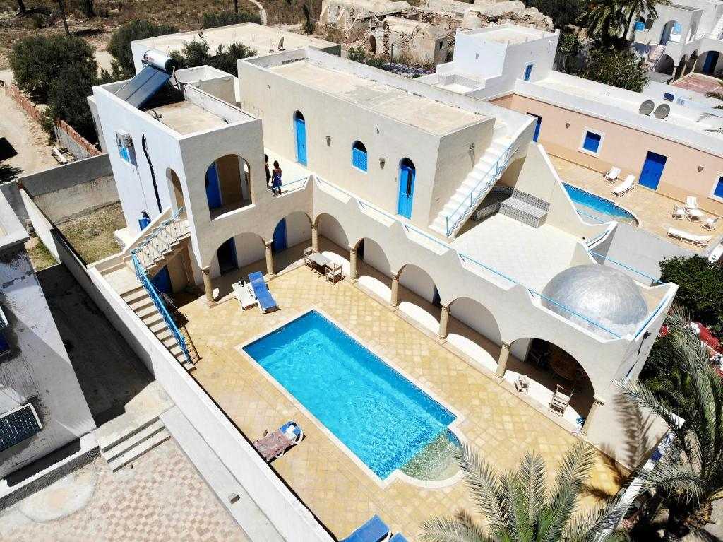 Villa with 6 bedrooms in Djerba with wonderful city view private pool enclosed garden