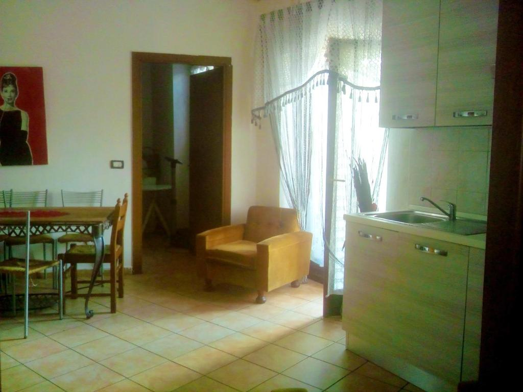 Apartment with 2 bedrooms in Isorella with wonderful city view and balcony