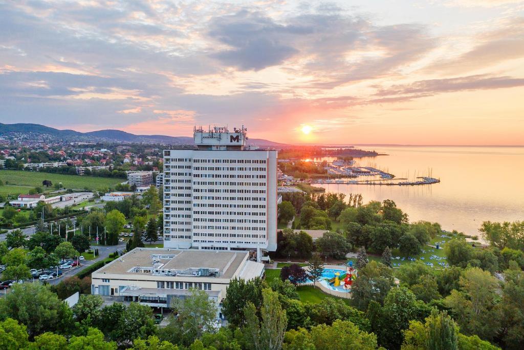 All Inclusive Hotel Marina Beach Resort Superior Balatonfured, Hungary