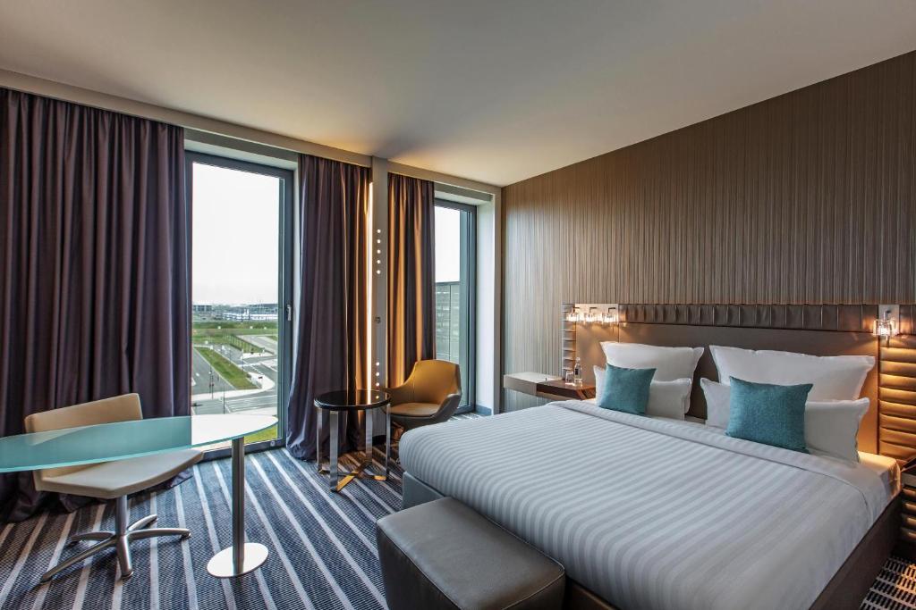 Steigenberger Airport Hotel Berlin, Oktober 2020