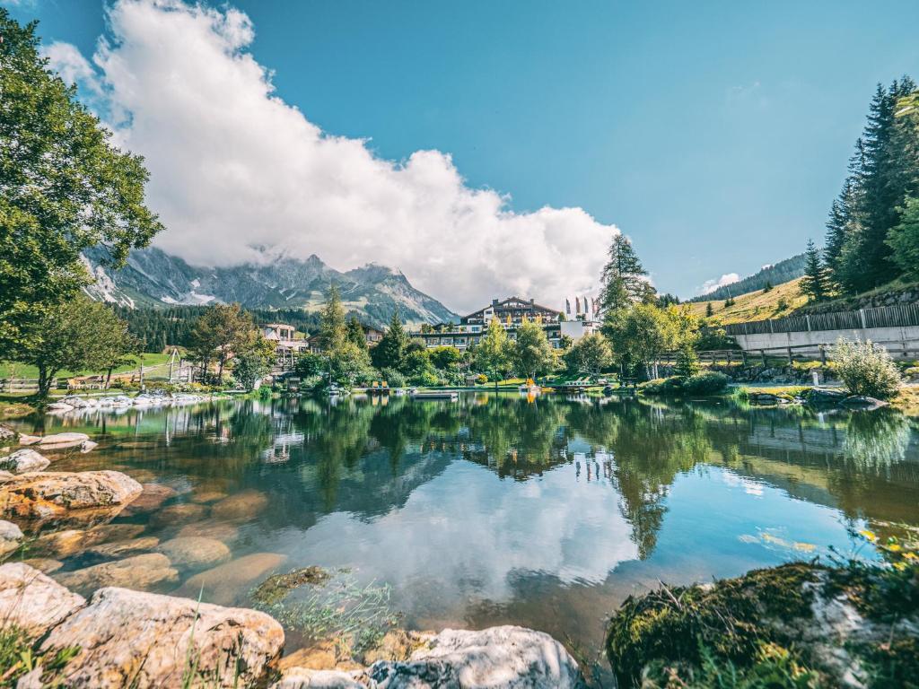 Ubergossene Alm Resort Dienten am Hochkonig, Austria
