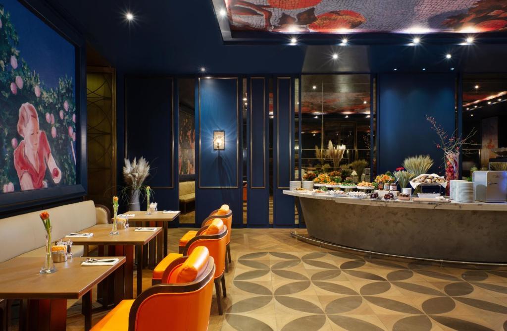 Ресторан / где поесть в Хаятт Ридженси Сочи