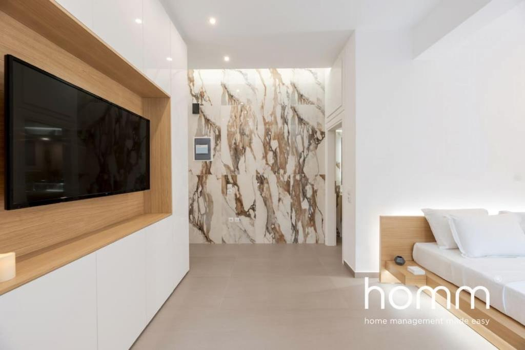 Brand New homm Apartment in the center of Athens, Vourdoumpa