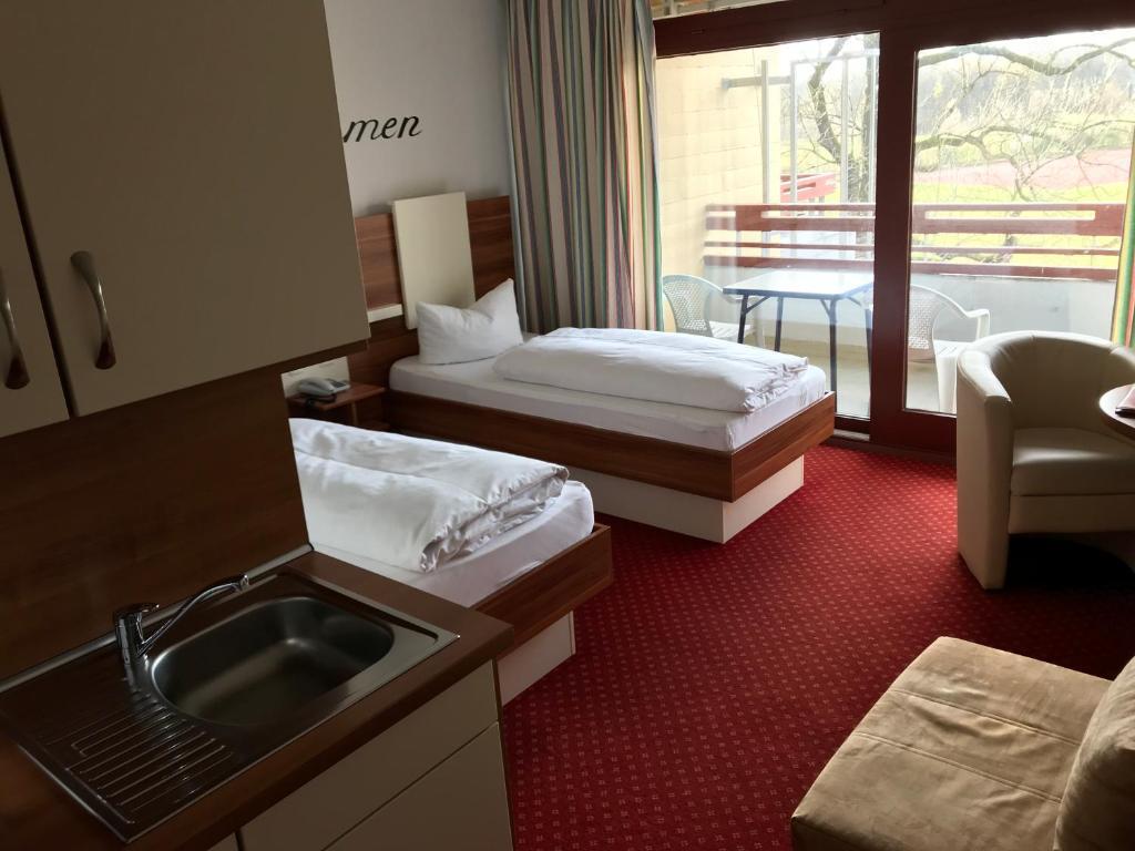 Central Hotel-Apart München, Múnich – Precios actualizados 2020