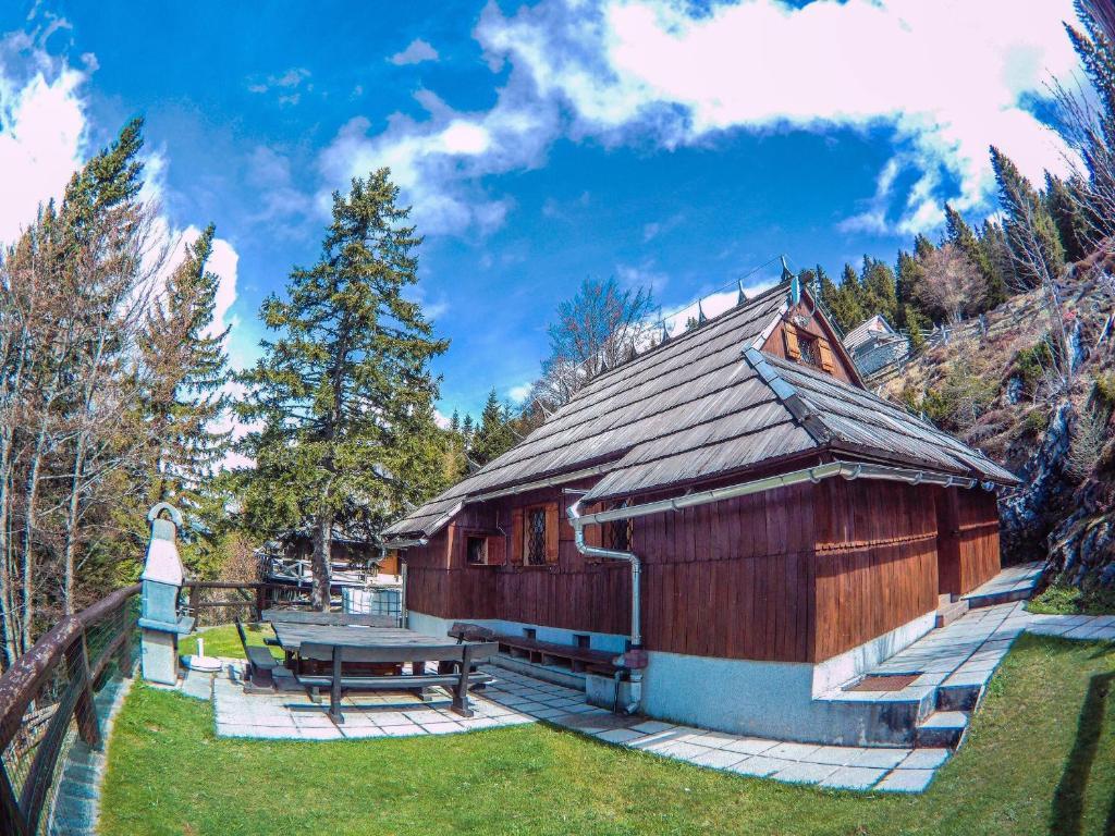 Chalet Slovenka Velika planina