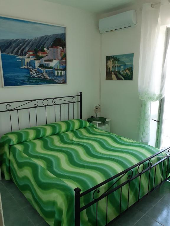 Appartamento verde in Residence San Marco