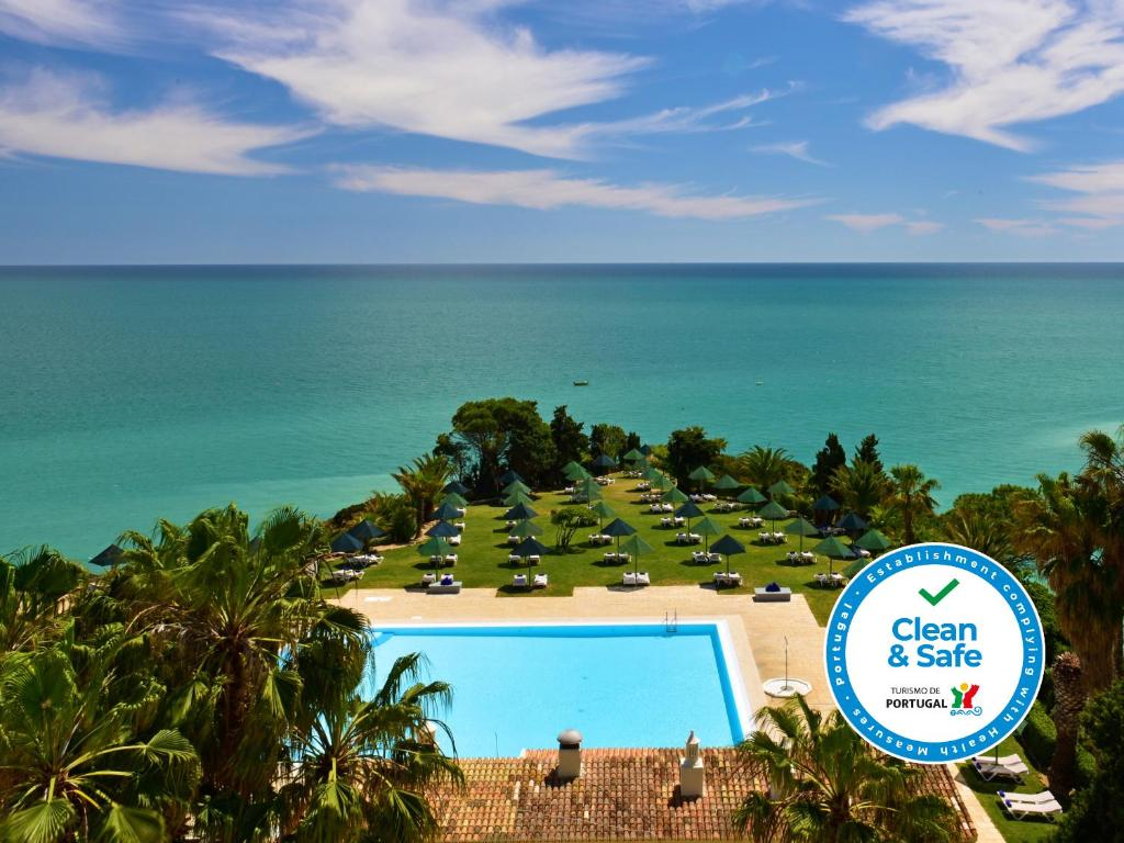 A view of the pool at Pestana Viking Beach & SPA Resort or nearby