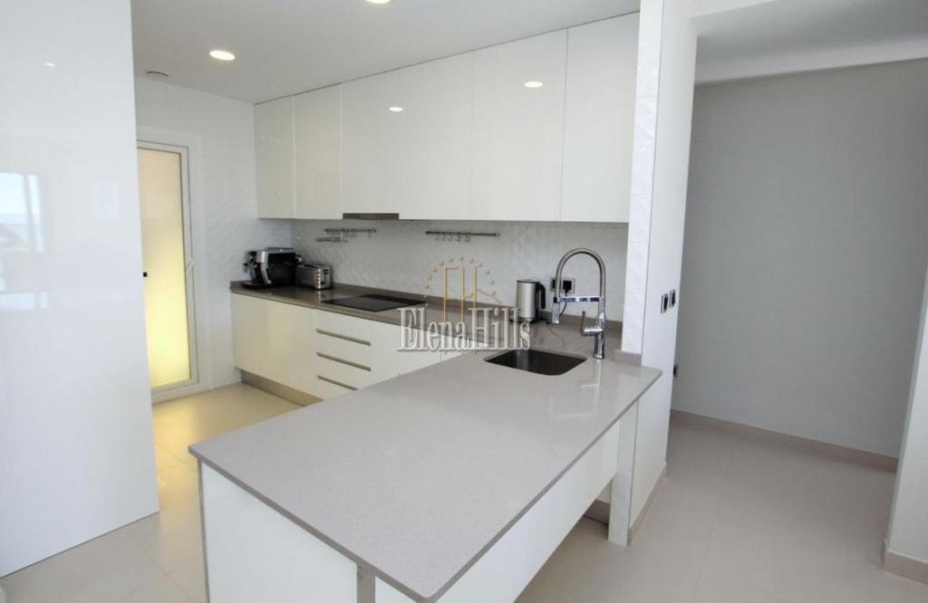Brand new luxury apartment in second line of beach with sea views in Benidorm - (Ref: 1121-V) 8