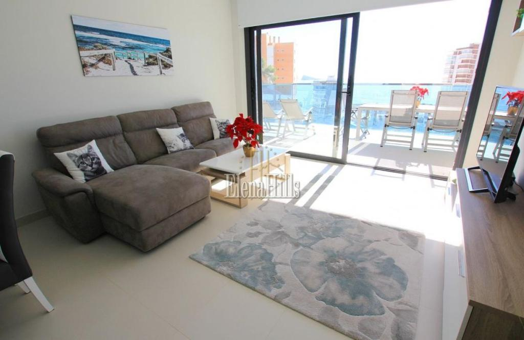 Brand new luxury apartment in second line of beach with sea views in Benidorm - (Ref: 1121-V) 16