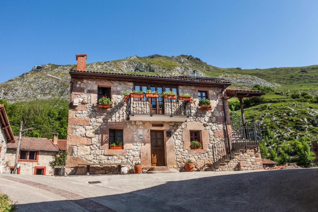 Apartamentos Rurales El Tio Pablo