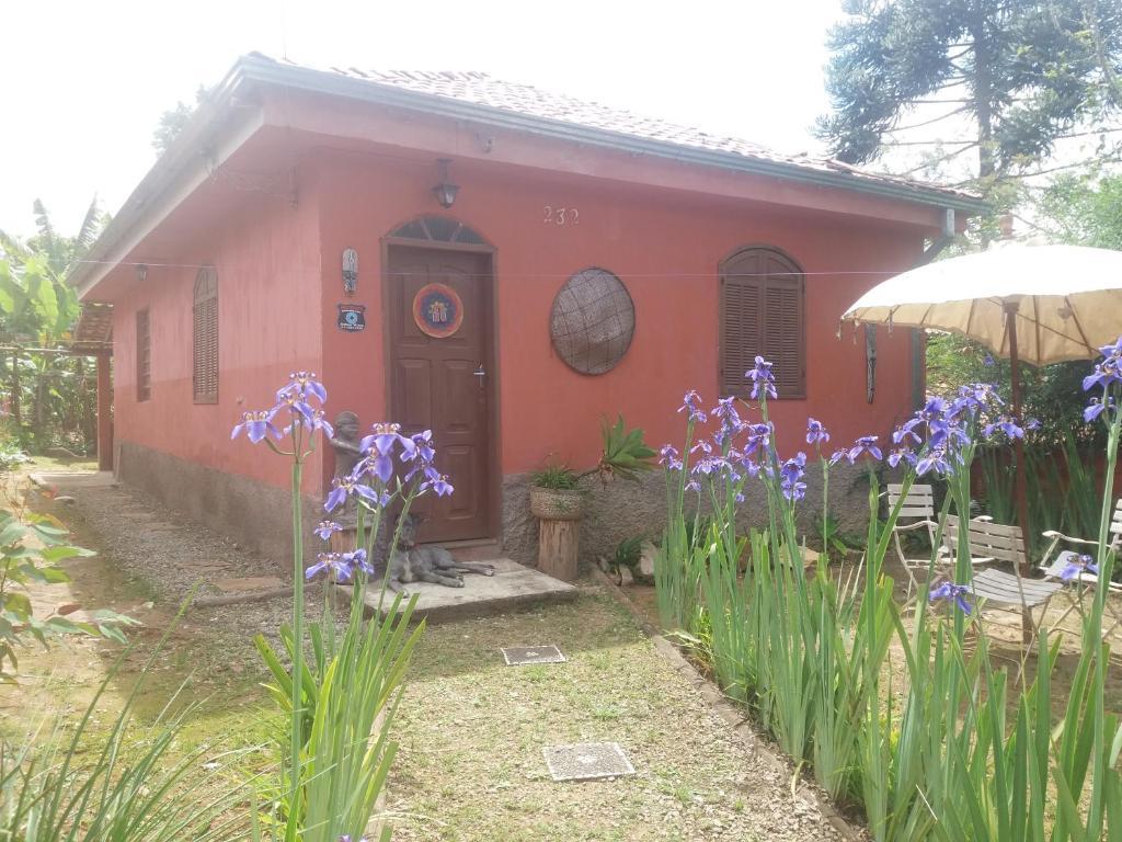 hostel casa de montanha