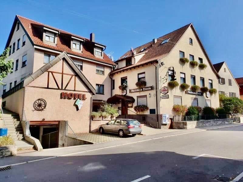 Traube Hotel Oeffingen(フェルバッハ)– 2020年 最新料金