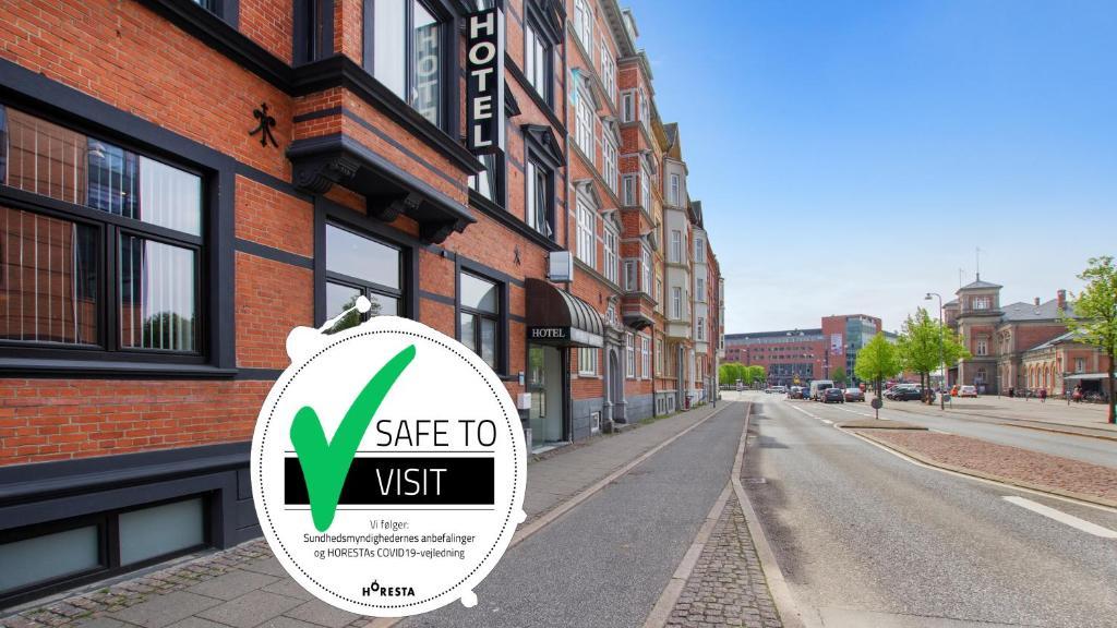 Best Western Prinsen Hotel Aalborg, Denmark