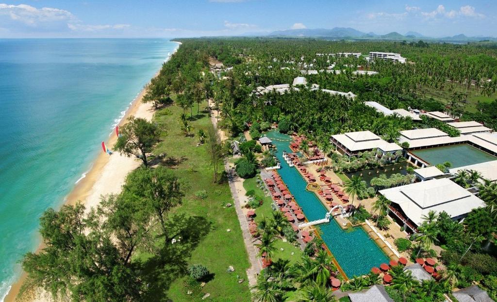 Blick auf JW Marriott Phuket Resort and Spa aus der Vogelperspektive