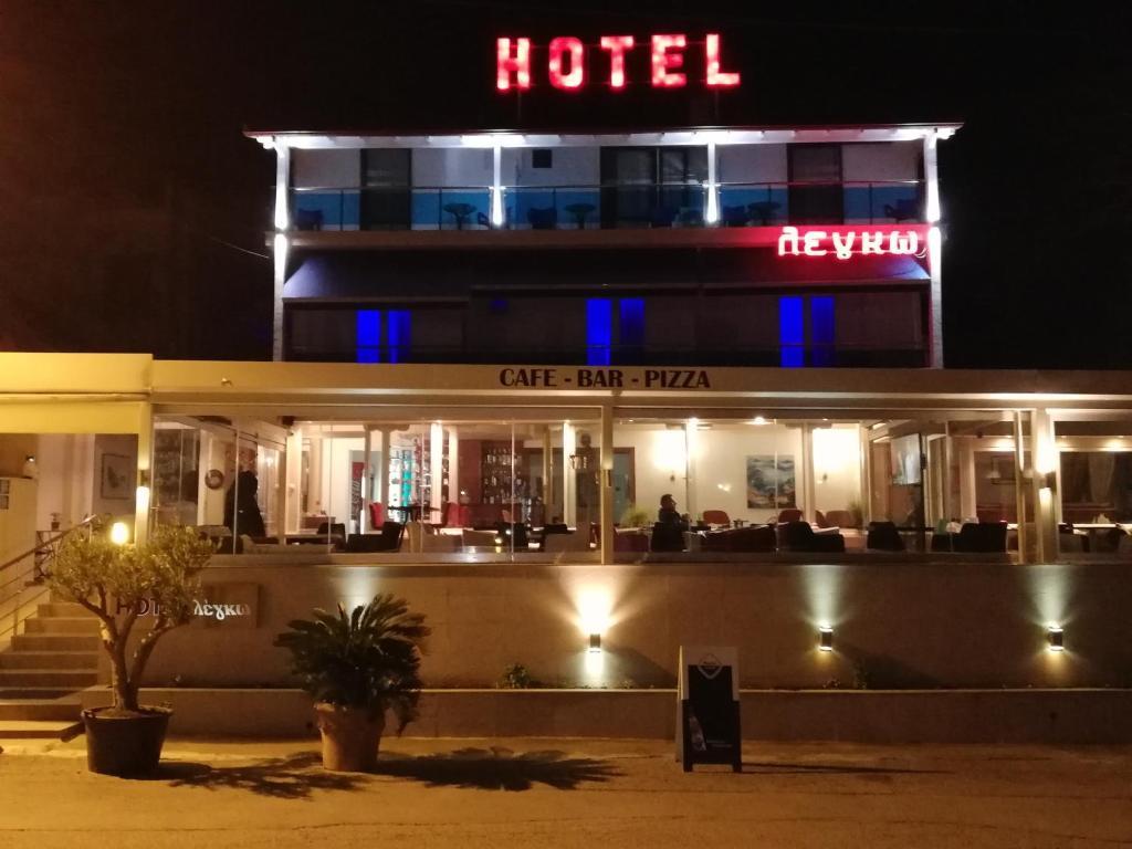 Hotel Lego Platamonas, Greece