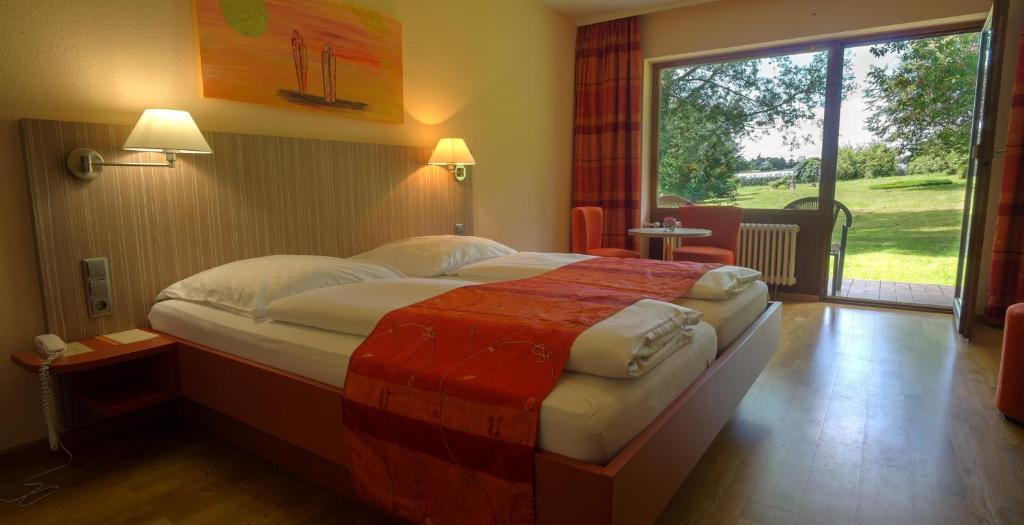 Wohlfuhlhotel Sonnengarten Uberlingen, Germany