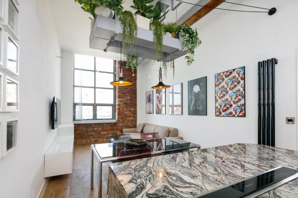 Luxury New York Boutique Apartment By The Jacksonheim Boutique