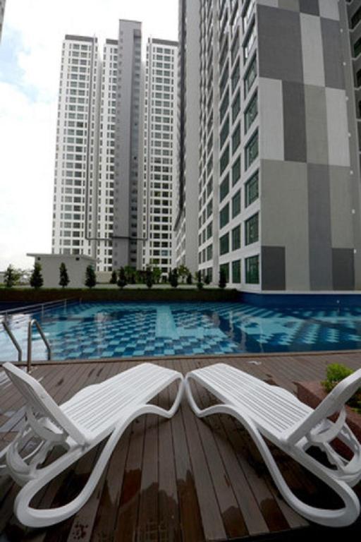 Near Tesco D Summit Residences Kempas Johor Setia Tropika