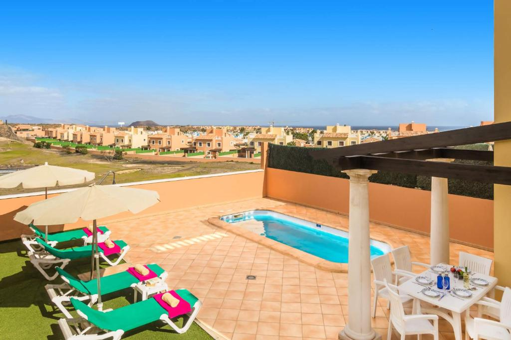 Casas Aura by Sea You There Fuerteventura 1