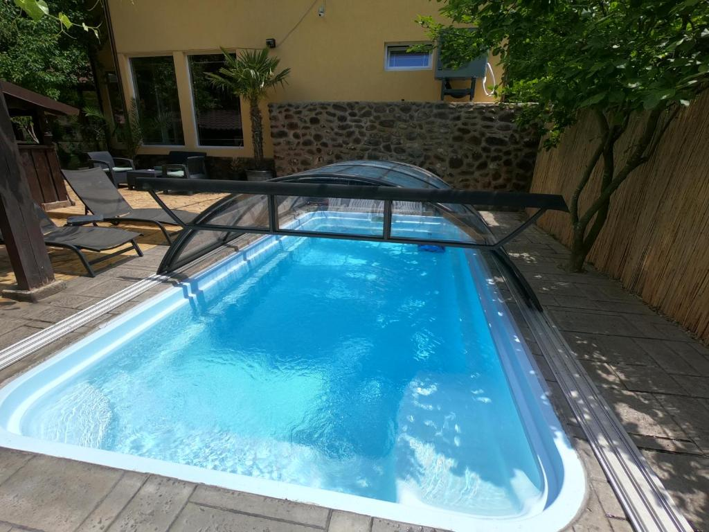 The swimming pool at or near Thermae D'Olimpia- Adults only 14+