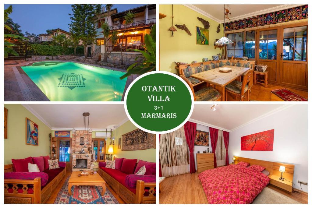 Villa Otantik Marmaris Daily Weekly Rentals