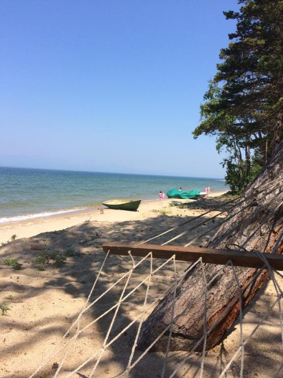 Пляж на территории of country house или поблизости
