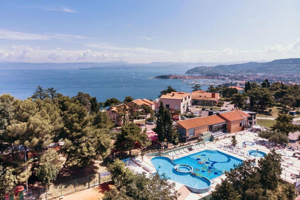 Vista aerea di Belvedere Resort Hotels
