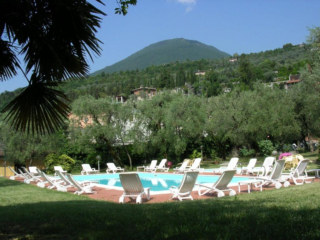 The swimming pool at or close to Borgo Antico Apartments