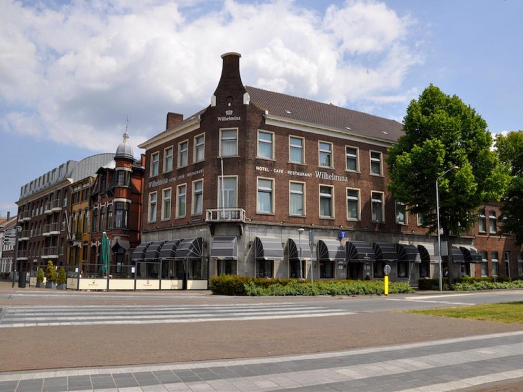 Hotel Wilhelmina Venlo, Netherlands