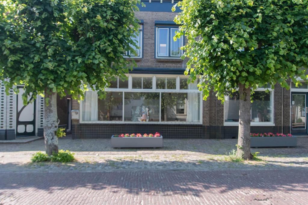 Appartement in monumentale dorpsstraat Wemeldinge