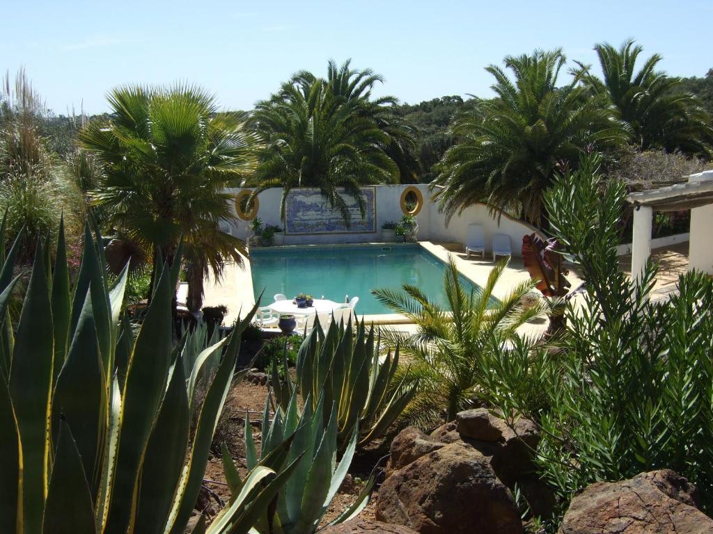 A piscina em ou perto de Quinta Do Cano