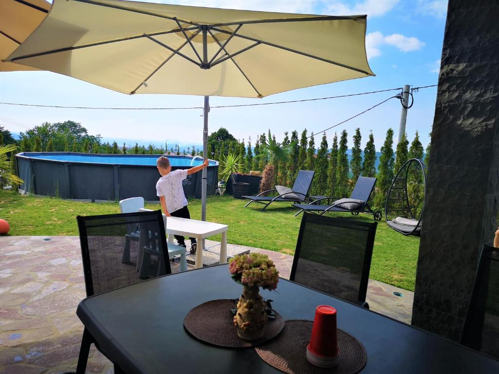 - MALILA - App With private pool, jakuzzi, BBQ and Sea view terrace