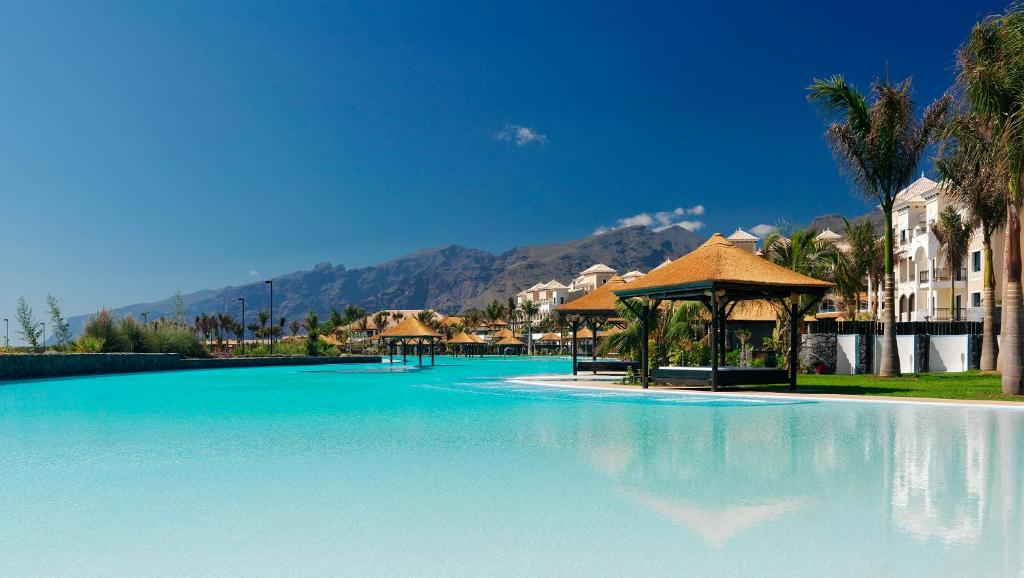 The swimming pool at or near Gran Melia Palacio de Isora Resort & Spa