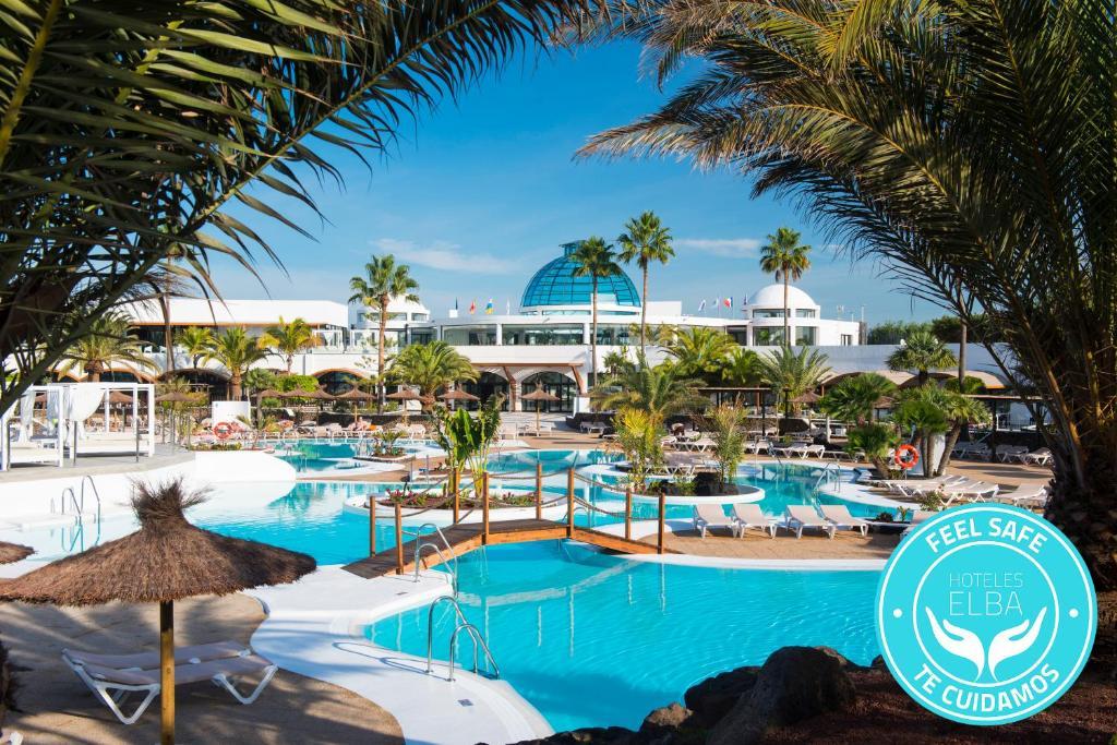 Elba Premium Suites - Adults Only Playa Blanca, Spain